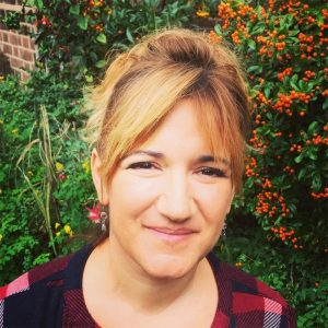 Michelle Manzi, counsellor in North Finchley