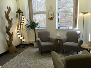 Counselling room in North Finchley