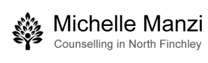 Logo for Michelle Manzi counselling Finchley